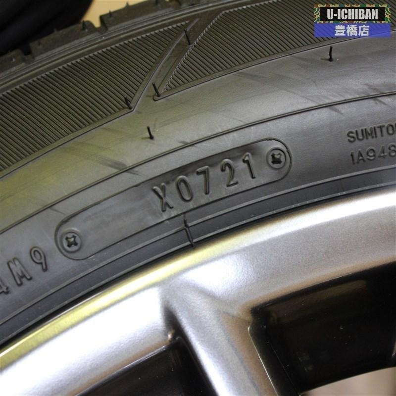 レクサスRX純正20インチタイヤ