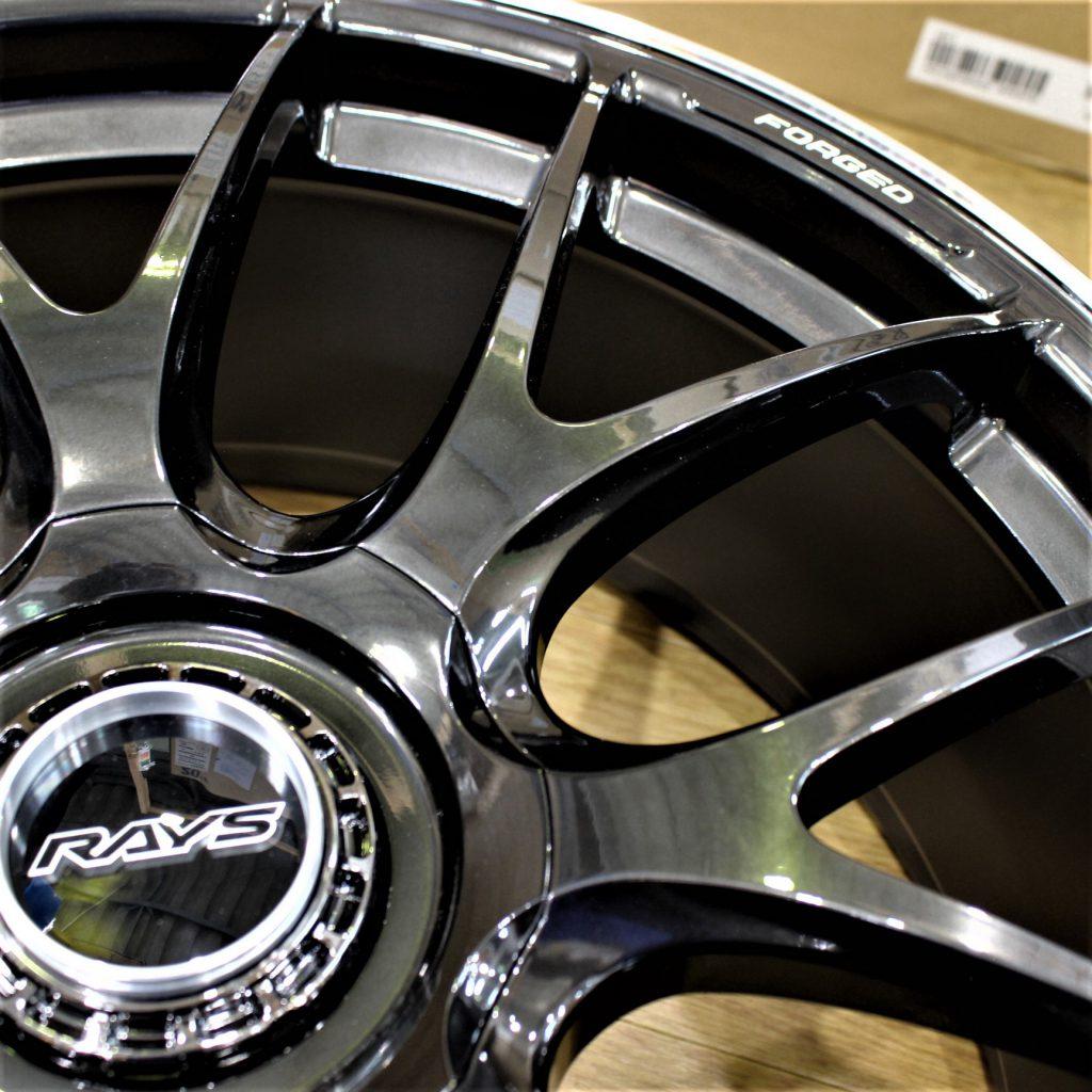 レイズ RAYS VOLKRACING G27 20インチ ホイール 鍛造 アルファード ヴェルファイア