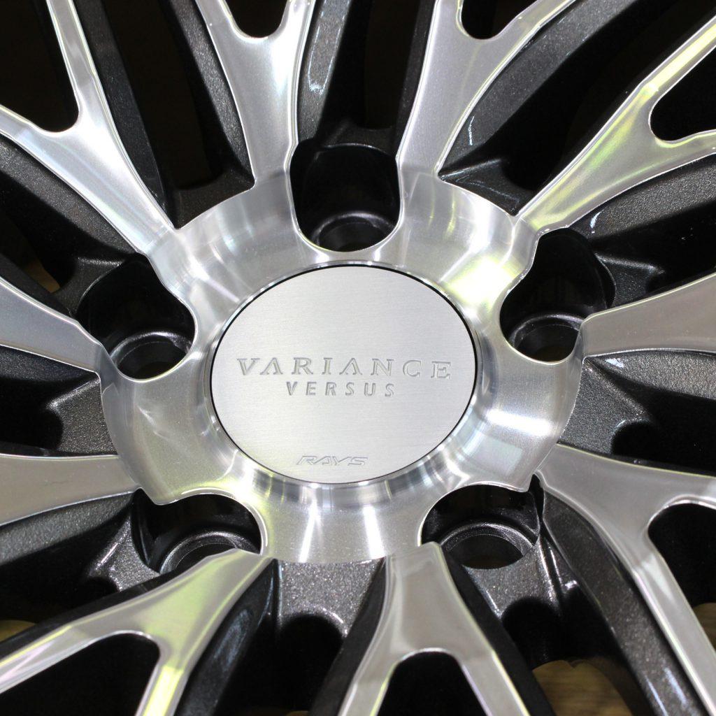 RAYS ベルサス ヴェリエンス VV10S 20インチ 国産 ホイール アルファード ヴェルファイア