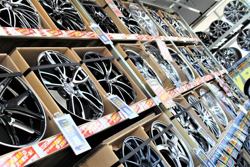 ユーイチバン 四日市 三重 中古ホイール 中古タイヤ 新品ホイール 新品タイヤ 三重 四日市
