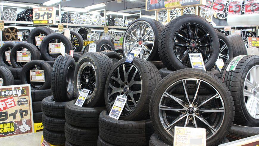 ユーイチバン四日市店は9月末までクリアランスセールが開催中。全商品10%OFFでご案内中です。